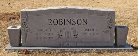 ROBINSON, NANCY L - Benton County, Arkansas | NANCY L ROBINSON - Arkansas Gravestone Photos