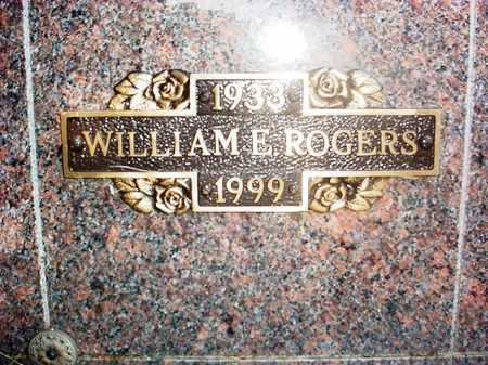 "ROGERS (VETERAN), WILLIAM E. ""BILL"" - Benton County, Arkansas 