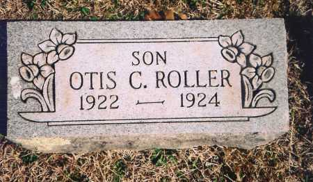ROLLER, OTIS C. - Benton County, Arkansas | OTIS C. ROLLER - Arkansas Gravestone Photos