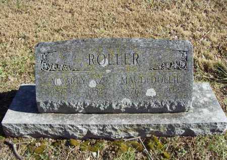 "ROLLER, ALVAREY ""AZ"" - Benton County, Arkansas | ALVAREY ""AZ"" ROLLER - Arkansas Gravestone Photos"