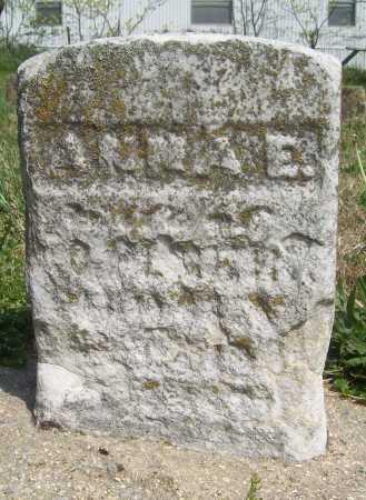 ROLLER?, ANNA E. - Benton County, Arkansas | ANNA E. ROLLER? - Arkansas Gravestone Photos