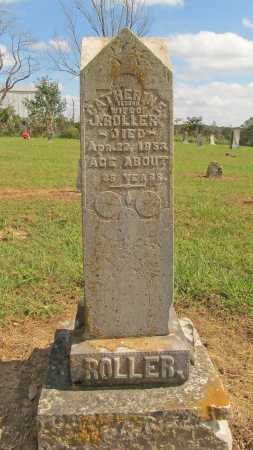 ROLLER, CATHERINE - Benton County, Arkansas | CATHERINE ROLLER - Arkansas Gravestone Photos