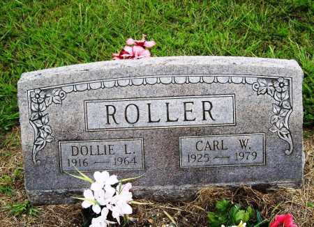 ROLLER, DOLLIE L. - Benton County, Arkansas | DOLLIE L. ROLLER - Arkansas Gravestone Photos