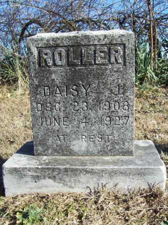 ROLLER, DAISY J. - Benton County, Arkansas | DAISY J. ROLLER - Arkansas Gravestone Photos