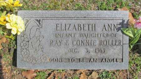 ROLLER, ELIZABETH ANN - Benton County, Arkansas | ELIZABETH ANN ROLLER - Arkansas Gravestone Photos