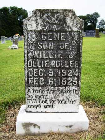 ROLLER, GENE - Benton County, Arkansas | GENE ROLLER - Arkansas Gravestone Photos