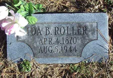 ROLLER, IDA B. - Benton County, Arkansas | IDA B. ROLLER - Arkansas Gravestone Photos