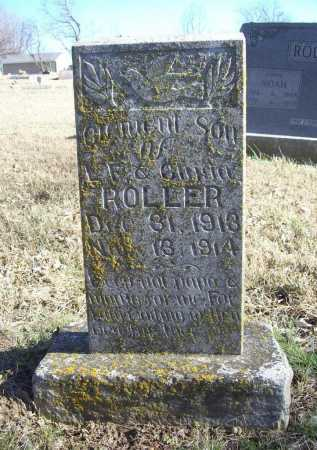 ROLLER, INFANT SON - Benton County, Arkansas | INFANT SON ROLLER - Arkansas Gravestone Photos