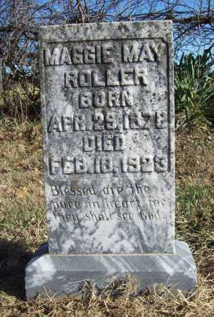 ROLLER, MAGGIE MAY - Benton County, Arkansas | MAGGIE MAY ROLLER - Arkansas Gravestone Photos