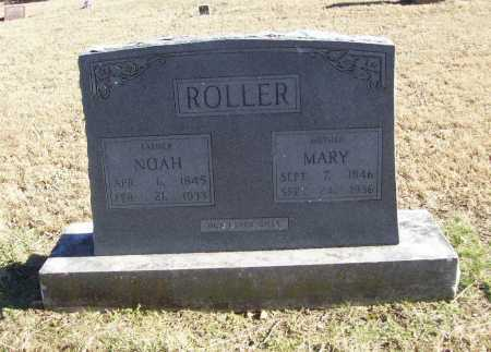 ROLLER, MARY - Benton County, Arkansas | MARY ROLLER - Arkansas Gravestone Photos