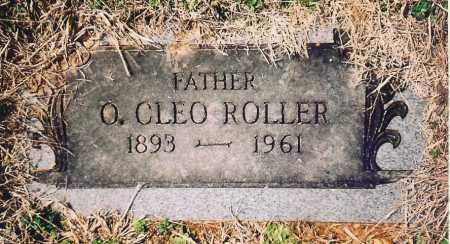 ROLLER, O. CLEO - Benton County, Arkansas | O. CLEO ROLLER - Arkansas Gravestone Photos