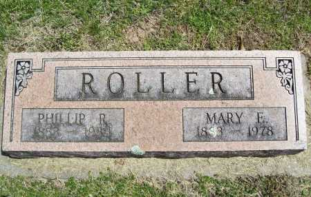 ROLLER, MARY ELLEN - Benton County, Arkansas | MARY ELLEN ROLLER - Arkansas Gravestone Photos