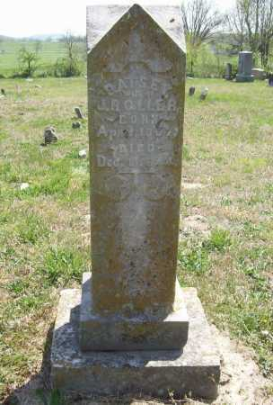 ROLLER, PATSEY - Benton County, Arkansas | PATSEY ROLLER - Arkansas Gravestone Photos