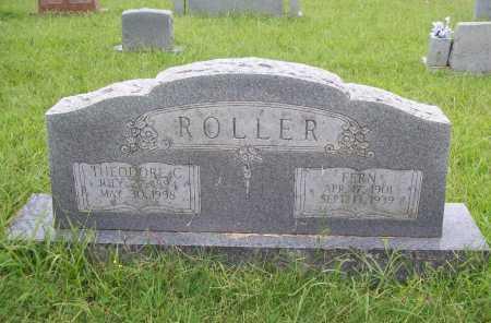 ROLLER, FERN - Benton County, Arkansas | FERN ROLLER - Arkansas Gravestone Photos