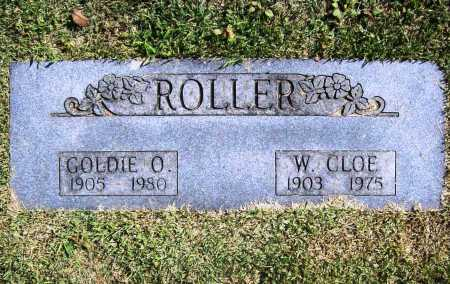 OXFORD ROLLER, GOLDIE - Benton County, Arkansas | GOLDIE OXFORD ROLLER - Arkansas Gravestone Photos