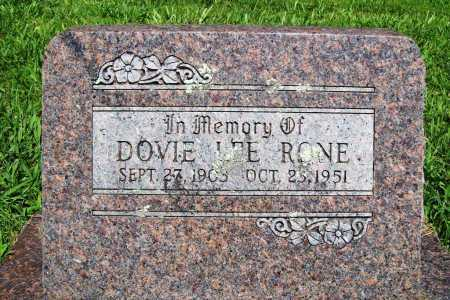 RONE, DOVIE LEE - Benton County, Arkansas | DOVIE LEE RONE - Arkansas Gravestone Photos