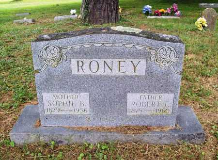 RONEY, SOPHIE B. - Benton County, Arkansas | SOPHIE B. RONEY - Arkansas Gravestone Photos