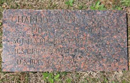 "ROOT (VETERAN), CHARLES ANDREW ""CHARLEY"" - Benton County, Arkansas | CHARLES ANDREW ""CHARLEY"" ROOT (VETERAN) - Arkansas Gravestone Photos"