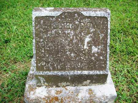 ROSS, BILLIE DOW - Benton County, Arkansas | BILLIE DOW ROSS - Arkansas Gravestone Photos