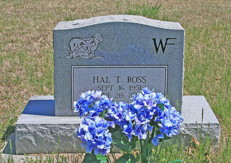 ROSS, HAL T - Benton County, Arkansas | HAL T ROSS - Arkansas Gravestone Photos