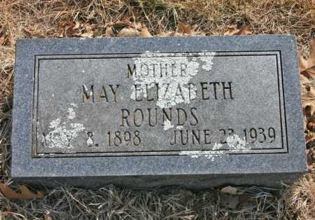 ROUNDS, MAY ELIZABETH - Benton County, Arkansas | MAY ELIZABETH ROUNDS - Arkansas Gravestone Photos