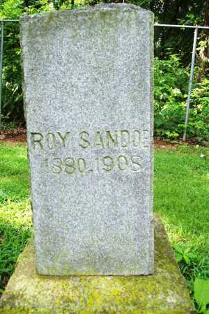 SANDOE, ROY - Benton County, Arkansas | ROY SANDOE - Arkansas Gravestone Photos