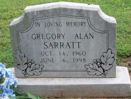 SARRATT, GREGORY ALAN - Benton County, Arkansas | GREGORY ALAN SARRATT - Arkansas Gravestone Photos