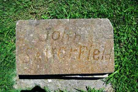 SATTERFIELD, JOHN - Benton County, Arkansas | JOHN SATTERFIELD - Arkansas Gravestone Photos