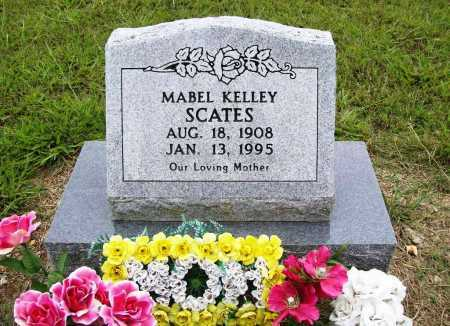 SCATES, MABEL - Benton County, Arkansas | MABEL SCATES - Arkansas Gravestone Photos