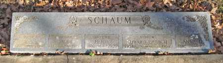 SCHAUM, JACOB - Benton County, Arkansas | JACOB SCHAUM - Arkansas Gravestone Photos