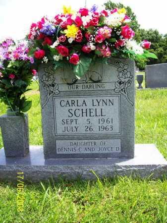 SCHELL, CARLA LYNN - Benton County, Arkansas | CARLA LYNN SCHELL - Arkansas Gravestone Photos