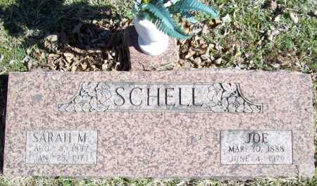 "SCHELL, JOSEPH ""JOE"" - Benton County, Arkansas 