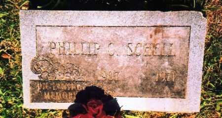 SCHELL, PHILLIP C. - Benton County, Arkansas | PHILLIP C. SCHELL - Arkansas Gravestone Photos