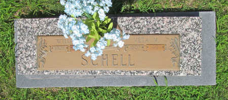 SCHELL, VETA M. - Benton County, Arkansas | VETA M. SCHELL - Arkansas Gravestone Photos