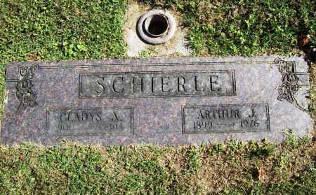 SCHIERLE, ARTHUR J. - Benton County, Arkansas | ARTHUR J. SCHIERLE - Arkansas Gravestone Photos