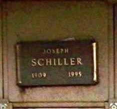 SCHILLER, JOSEPH - Benton County, Arkansas | JOSEPH SCHILLER - Arkansas Gravestone Photos