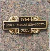 SCOTT, JODI LYNN - Benton County, Arkansas | JODI LYNN SCOTT - Arkansas Gravestone Photos