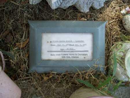 SCHMIDT-IGWEBULKE, ELIORA JONINA - Benton County, Arkansas | ELIORA JONINA SCHMIDT-IGWEBULKE - Arkansas Gravestone Photos