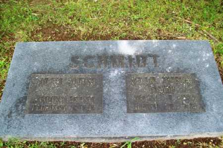 SCHMIDT, JULIUS AUGUST - Benton County, Arkansas | JULIUS AUGUST SCHMIDT - Arkansas Gravestone Photos