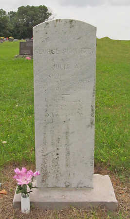 SCHNITZER (VETERAN UNION), GEORGE - Benton County, Arkansas | GEORGE SCHNITZER (VETERAN UNION) - Arkansas Gravestone Photos