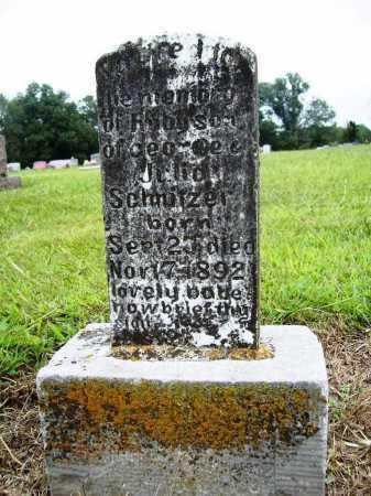 SCHNITZER, RUBY - Benton County, Arkansas | RUBY SCHNITZER - Arkansas Gravestone Photos