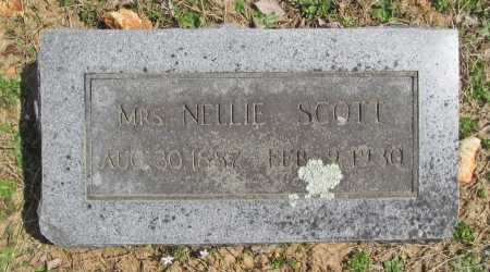 SCOTT, MRS. NELLIE - Benton County, Arkansas | MRS. NELLIE SCOTT - Arkansas Gravestone Photos