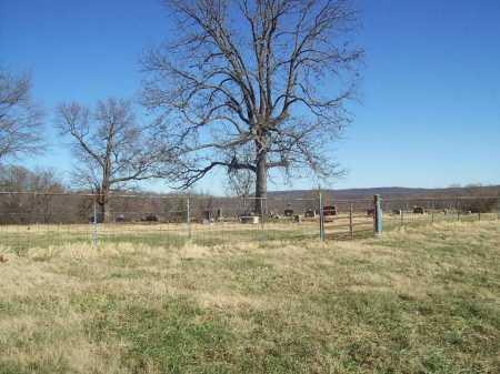 *SCOTT CEMETERY OVERVIEW,  - Benton County, Arkansas |  *SCOTT CEMETERY OVERVIEW - Arkansas Gravestone Photos