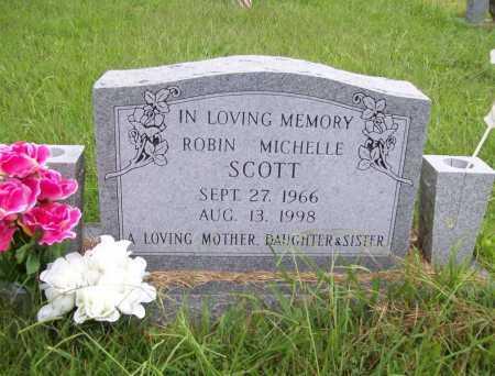 SCOTT, ROBIN MICHELLE - Benton County, Arkansas   ROBIN MICHELLE SCOTT - Arkansas Gravestone Photos