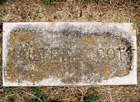 SCOTT, WALTER - Benton County, Arkansas | WALTER SCOTT - Arkansas Gravestone Photos