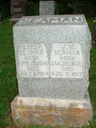SEAMAN, REBECA - Benton County, Arkansas | REBECA SEAMAN - Arkansas Gravestone Photos