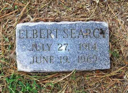 SEARCY, ELBERT - Benton County, Arkansas | ELBERT SEARCY - Arkansas Gravestone Photos