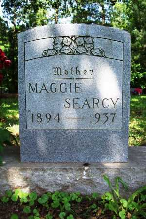 SEARCY, MAGGIE - Benton County, Arkansas | MAGGIE SEARCY - Arkansas Gravestone Photos