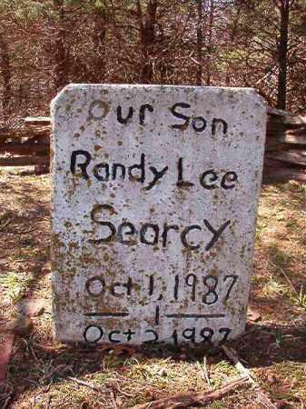 SEARCY, RANDY LEE - Benton County, Arkansas | RANDY LEE SEARCY - Arkansas Gravestone Photos
