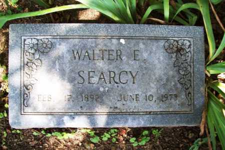SEARCY, WALTER E. - Benton County, Arkansas | WALTER E. SEARCY - Arkansas Gravestone Photos